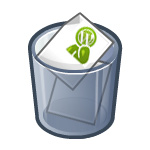 Hogyan lehet automatikusan üríteni a WordPress lomtárát